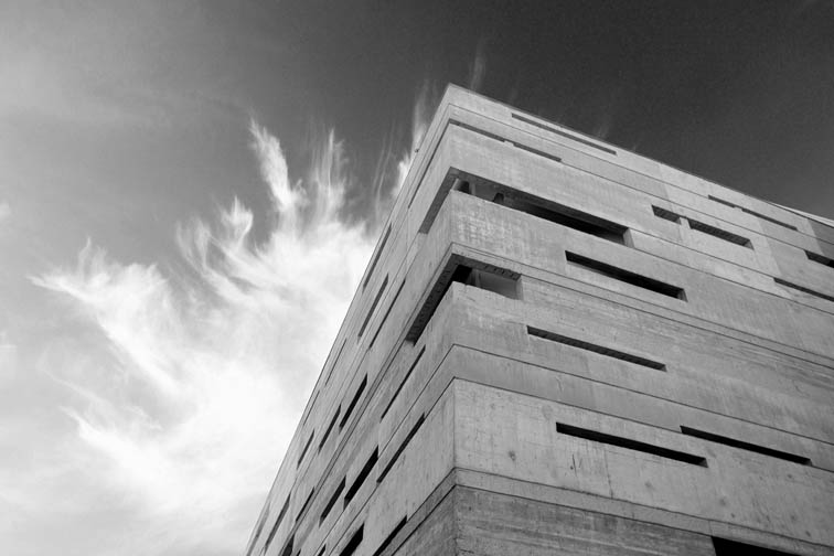 Fotografia e Arquitetura: Alejandro Peral, Laboratório UNSAM, Arq. Luppi-Winter © Alejandro Peral