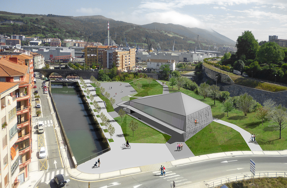 Remodelação do Parque Molinao / VAUMM arkitekturak , Cortesia de VAUMM