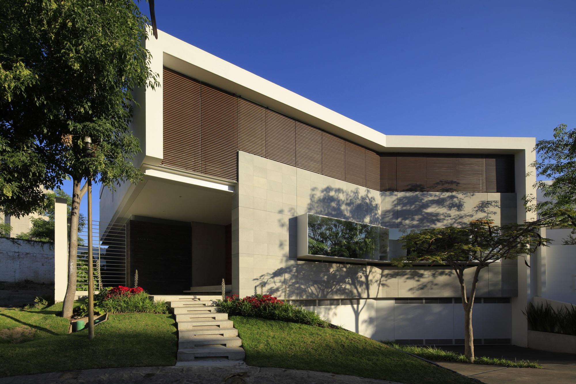 Casa Cuatro / Hernández Silva Arquitectos, © Carlos Díaz Corona