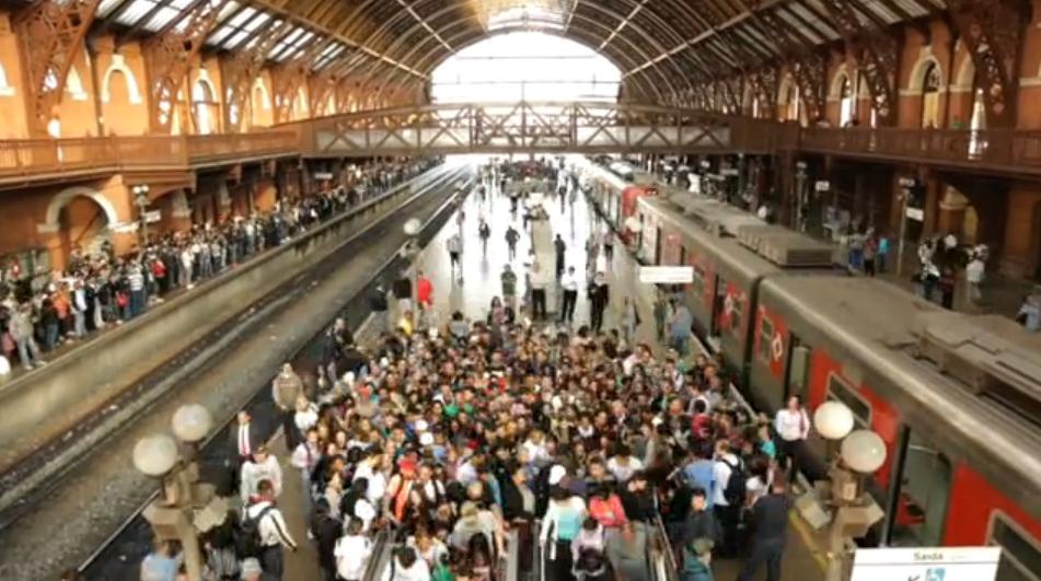 Prêmio Audi Urban Future: O estado de nosso mundo urbanizado, Imagem capturada do vídeo São Paulo (Brasil) por  Urban-Think Tank