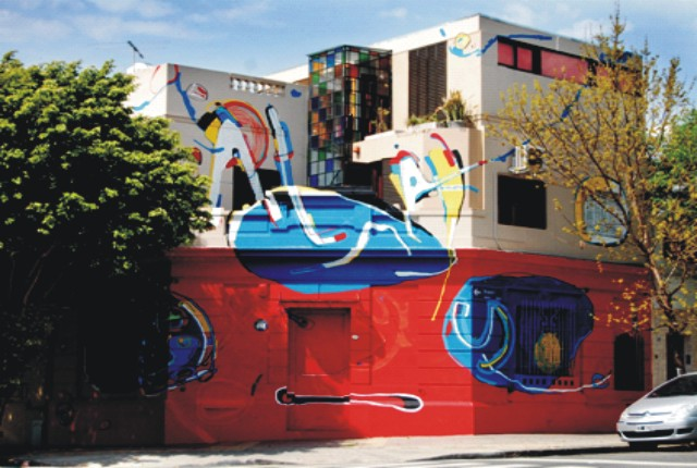 Os grafites ganham a rua – Gritos de resistência, disputa e transgressão, © Pelos de Pluma