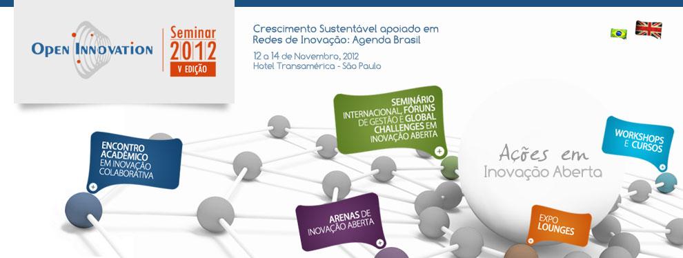 Open Innovation Seminar - Cidades Atrativas, Sustentáveis e Inteligentes: Novos Modelos de Cooperação para Inovação, Cortesia de Open Innovation Seminar
