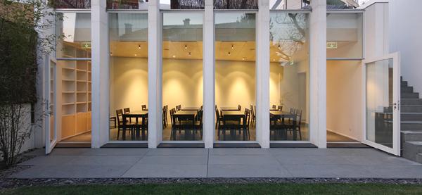 Restaurante + Casa de Chá / Francisco Portugal e Gomes  , © Fernando Gabriel