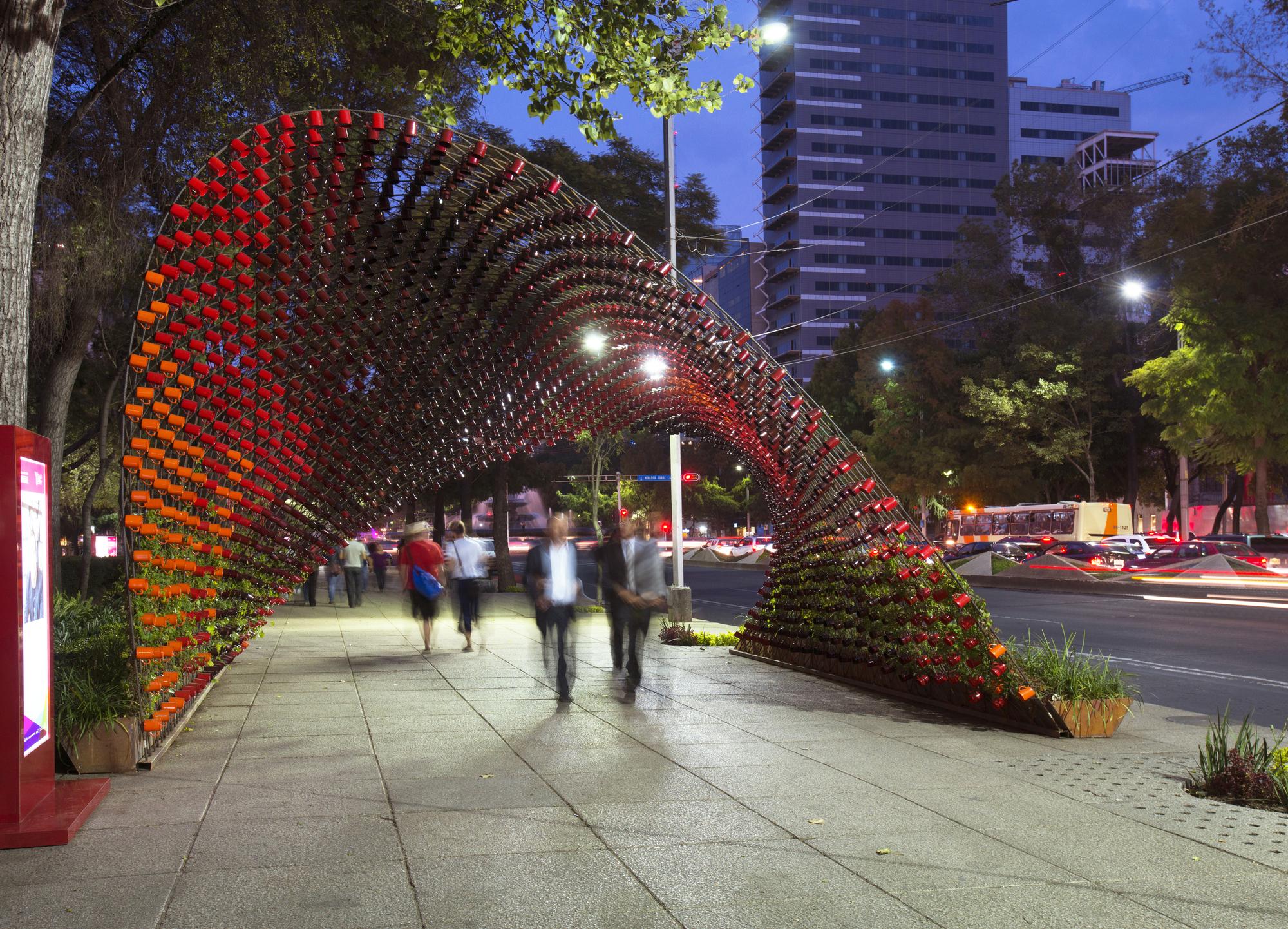 Portal da Consciência / Rojkind Arquitectos , © Jaime Navarro