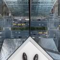 Vista a partir do Executive Office © Cortesia de OMA