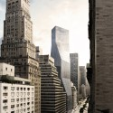 Vista a partir do edifício Pepsi Cola © Cortesia de OMA