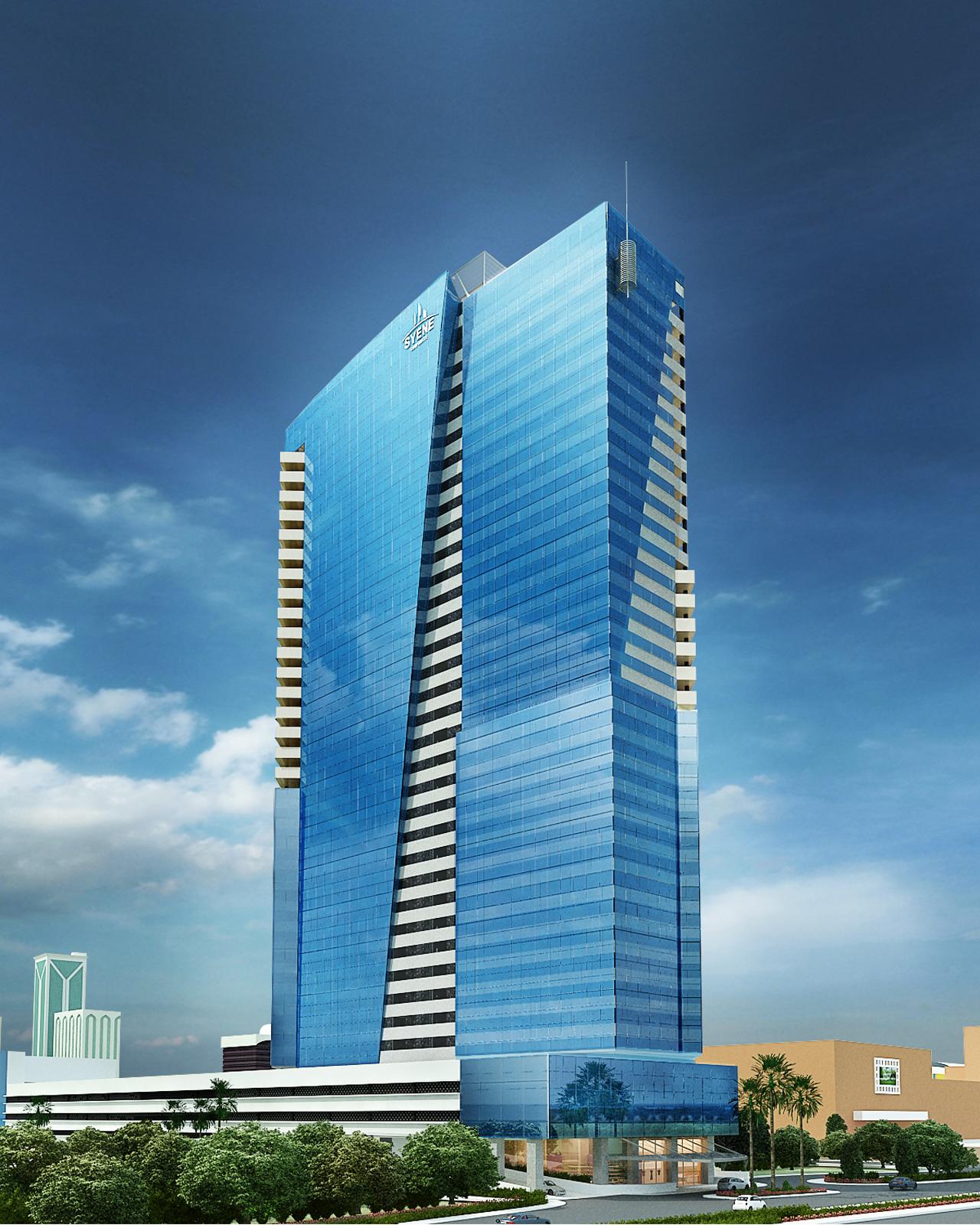 Syene Corporate / Caramelo Arquitetos Associados, Cortesia de Caramelo Arquitetos Associados