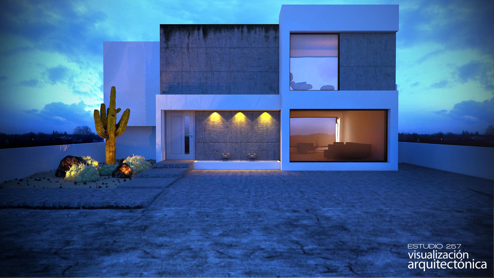 Tecnologia e Arquitetura: Estudio 257  , © Estudio 257