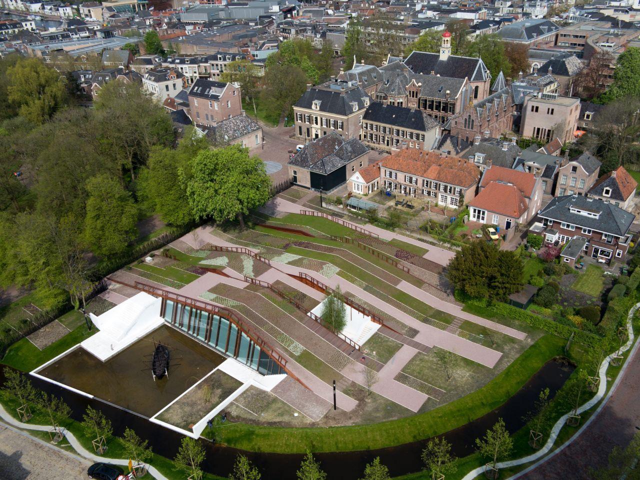 Museu Drents / Erick van Egeraat, © J Collingridge