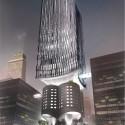 Cortesia de Studio Gang Architects; Ilustração: Jay Hoffman