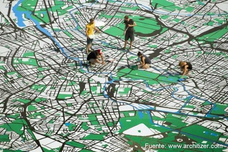 Os mapas e a construção de diferenças na cidade. Institucionaliza-se um discurso segregador?