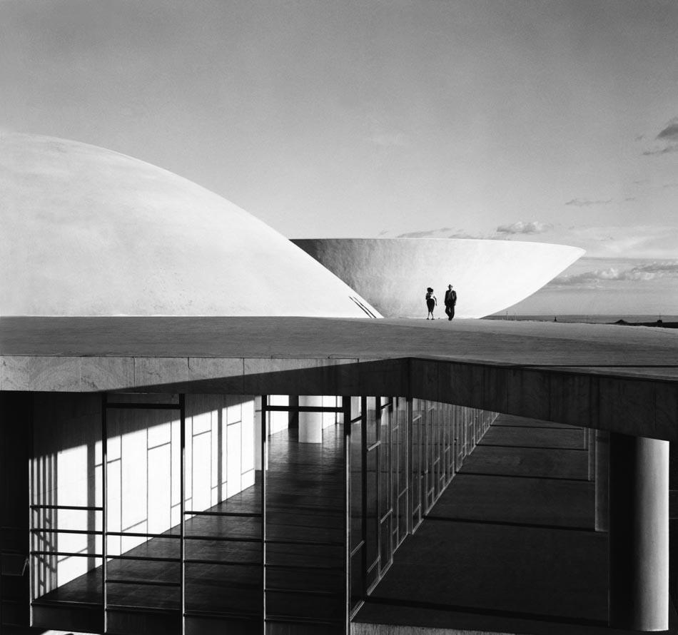 Brasília em Construção por Marcel Gautherot, © Marcel Gautherot