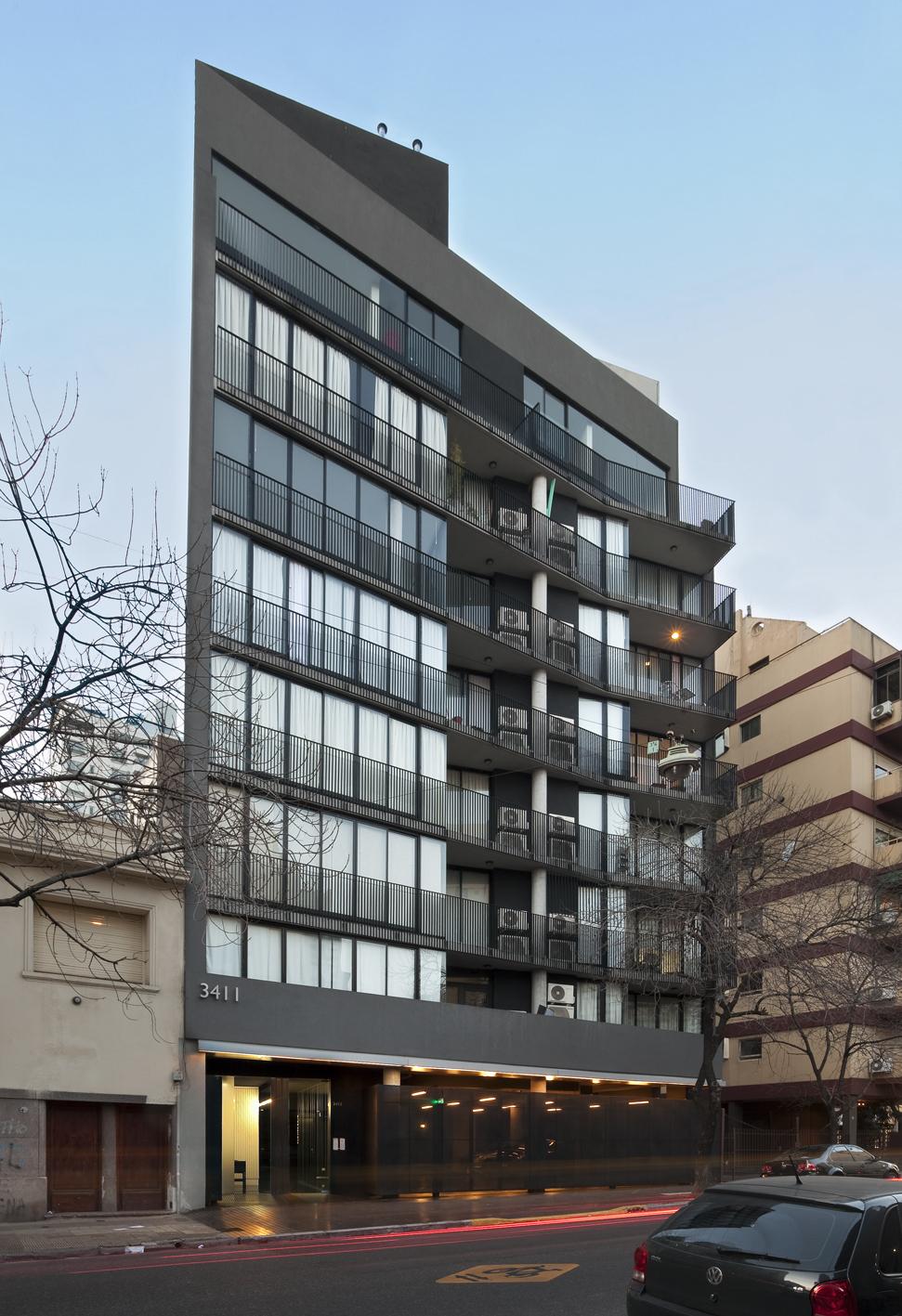 Edifício Cabrera / Hauser Ziblat, Cortesía Hauser Ziblat