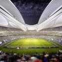 Zaha Hadid Architects / Cortesia do Conselho Desportivo do Japão