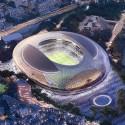 Cox Architecture pty LTD / Cortesia do Conselho Desportivo do Japão