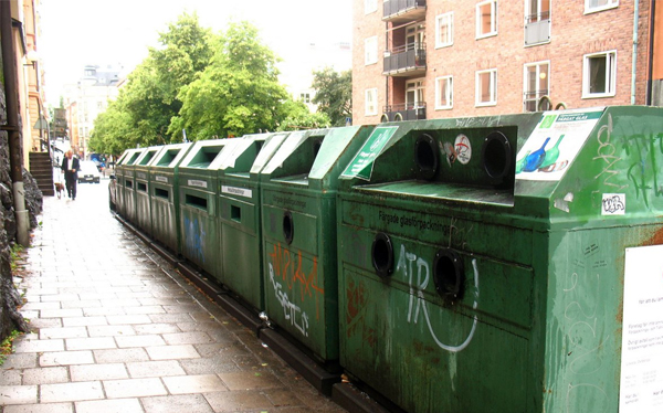 Por incrível que pareça, a Suécia está sem lixo!, Via Plataforma Urbana