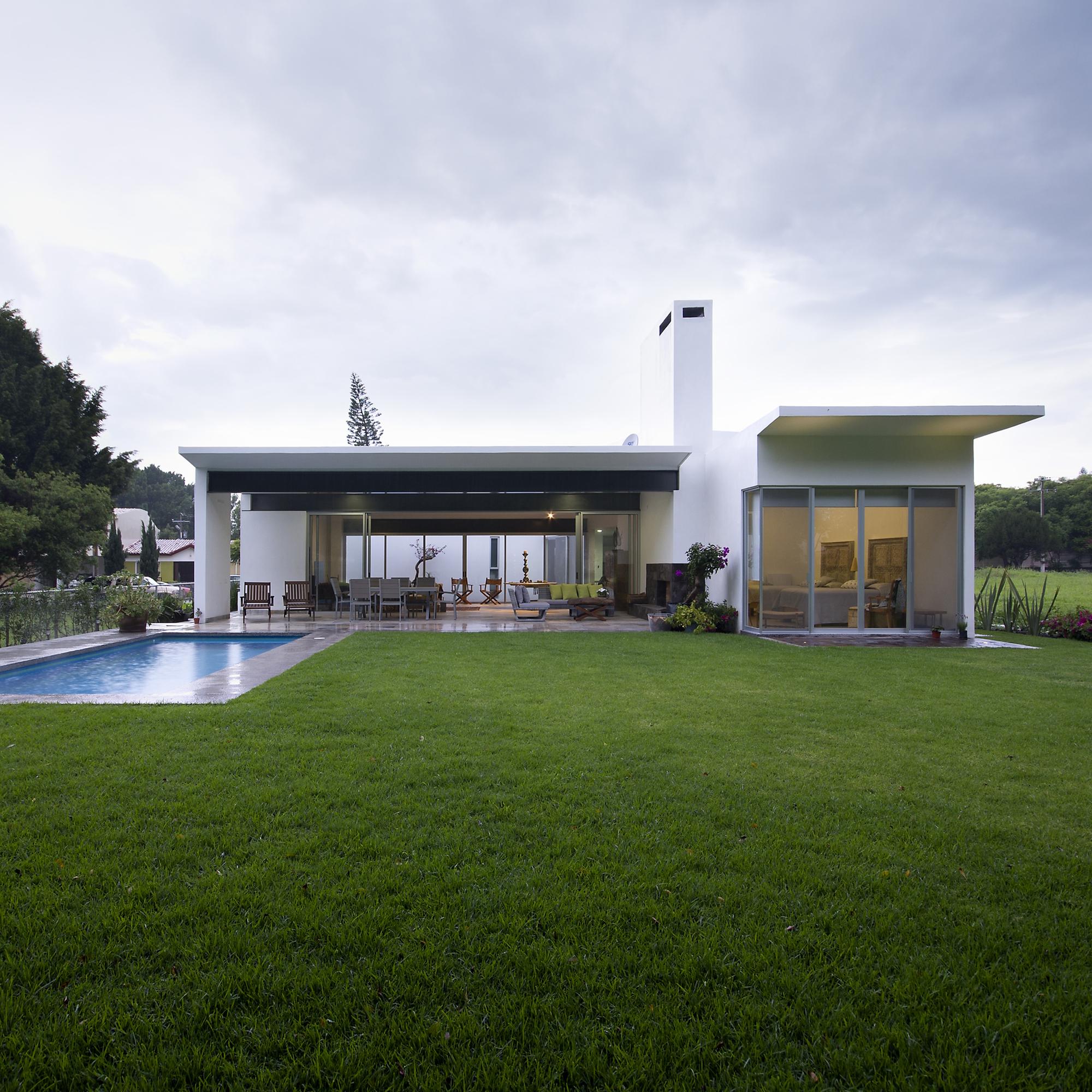 Casa SP11 / JAR jaspeado arquitectos, © Patrick López Jaimes