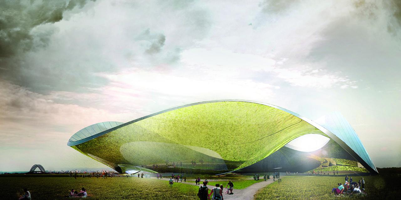 Solar Loop / MenoMenoPiu Architects + Paolo Venturella, © +imgs