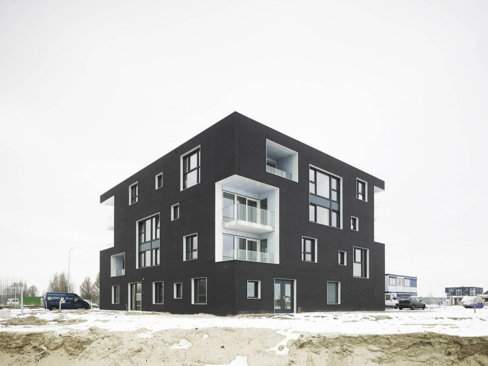 29 apartamentos em Blaricum / Casanova & Hernández Architecten