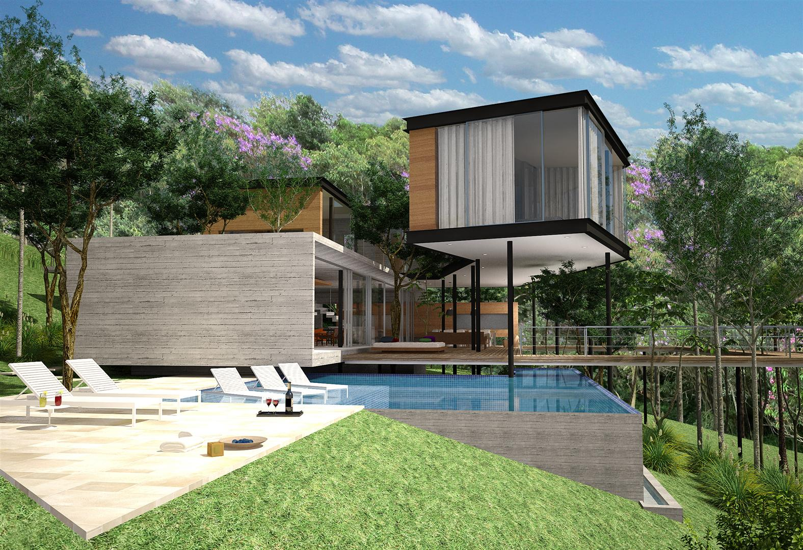 Casa Boratto / FGMF Arquitetos, Cortesia de FGMF Arquitetos