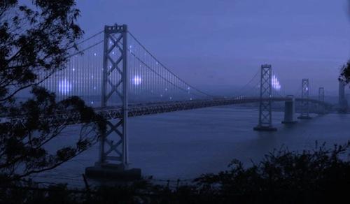Milhares de luzes iluminarão a baía de São Francisco, Cortesia de designtaxi.com