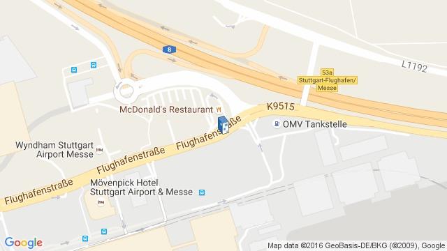 Stuttgart Airport Busterminal Wulf Architekten ArchDaily