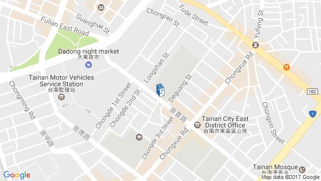 Tainan TungMen Holiness Church MAYU architects ArchDaily