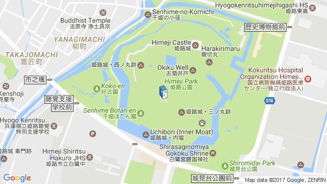 AD Classics Himeji Castle Ikeda Terumasa ArchDaily