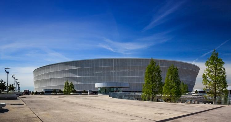 Stadium Miejski Wroclaw  / JSK, Courtesy of JSK Architekci
