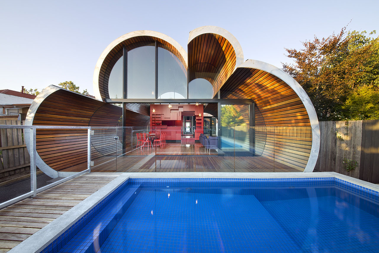 Cloud House / McBride Charles Ryan, Courtesy of McBride Charles Ryan
