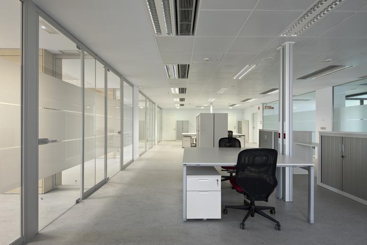 Etxezabala Office Building / AH Asociados, © Jose Manuel Cutillas