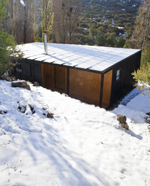 Caleu House / arquitectos asociados.lo, © Alvaro Reyes
