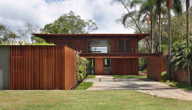 House in Itaipava / Cadas Arquitetura, © Denílson Machado
