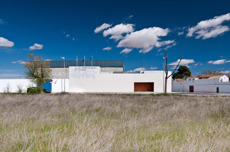 Police Station of Manzanares, © Antonio Arévalo
