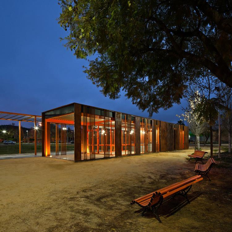 Victoria Kent Park Reorganization / Antonio Blanco Montero, © Fernando Alda