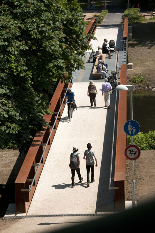 Wupper-Bridge Opladen, © Thomas Mayer