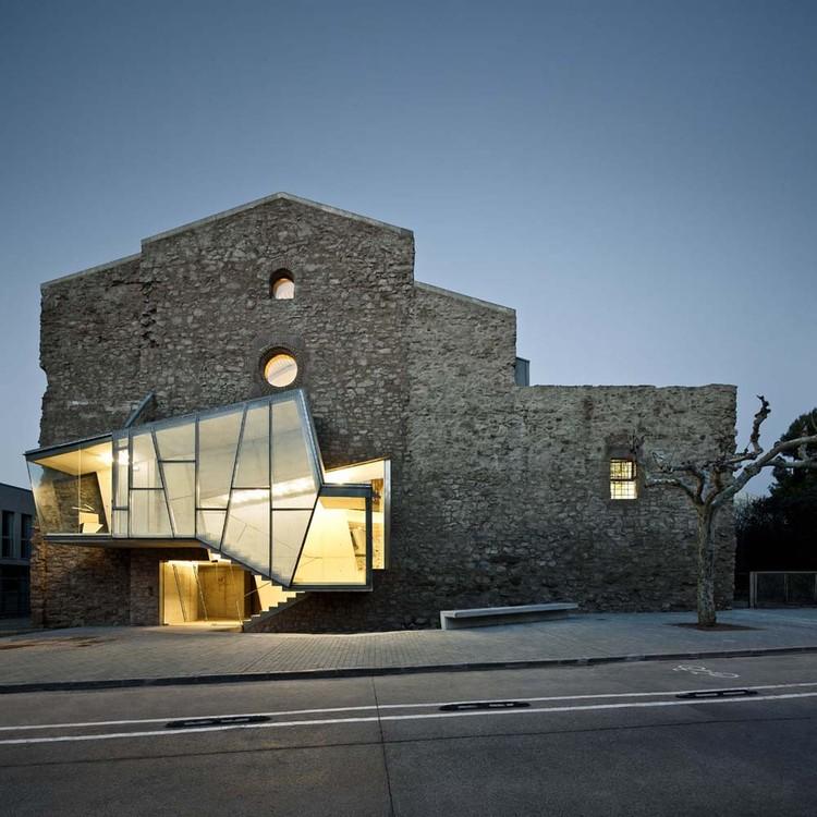 Convent de Sant Francesc / David Closes, © Jordi Surroca