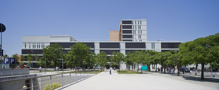 Expansion of the Hospital de Sabadell, © Jordi Canosa