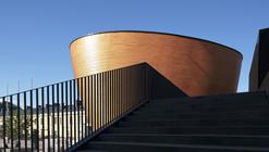 Capilla Kamppi / K2S Architects