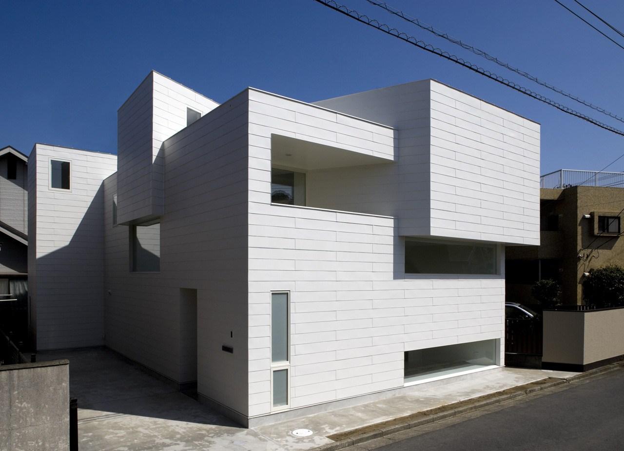 Periscope House / Kuno + Aida, © Tatsuya Noaki
