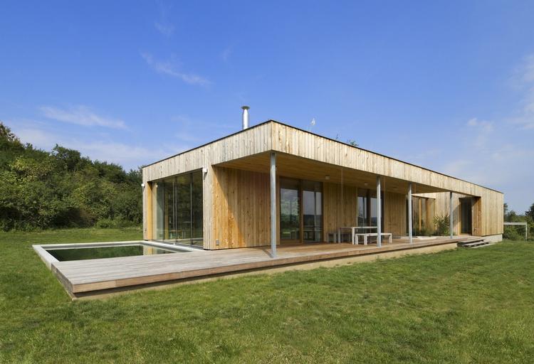Perfect Weekend House In Buš / Markéta Cajthamlová, © Ester Havlová Design Inspirations