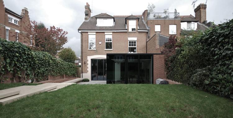 Rear House Extension, Garden Design / LBMV Architects - Luigi Montefusco, Courtesy of LBMV Architects