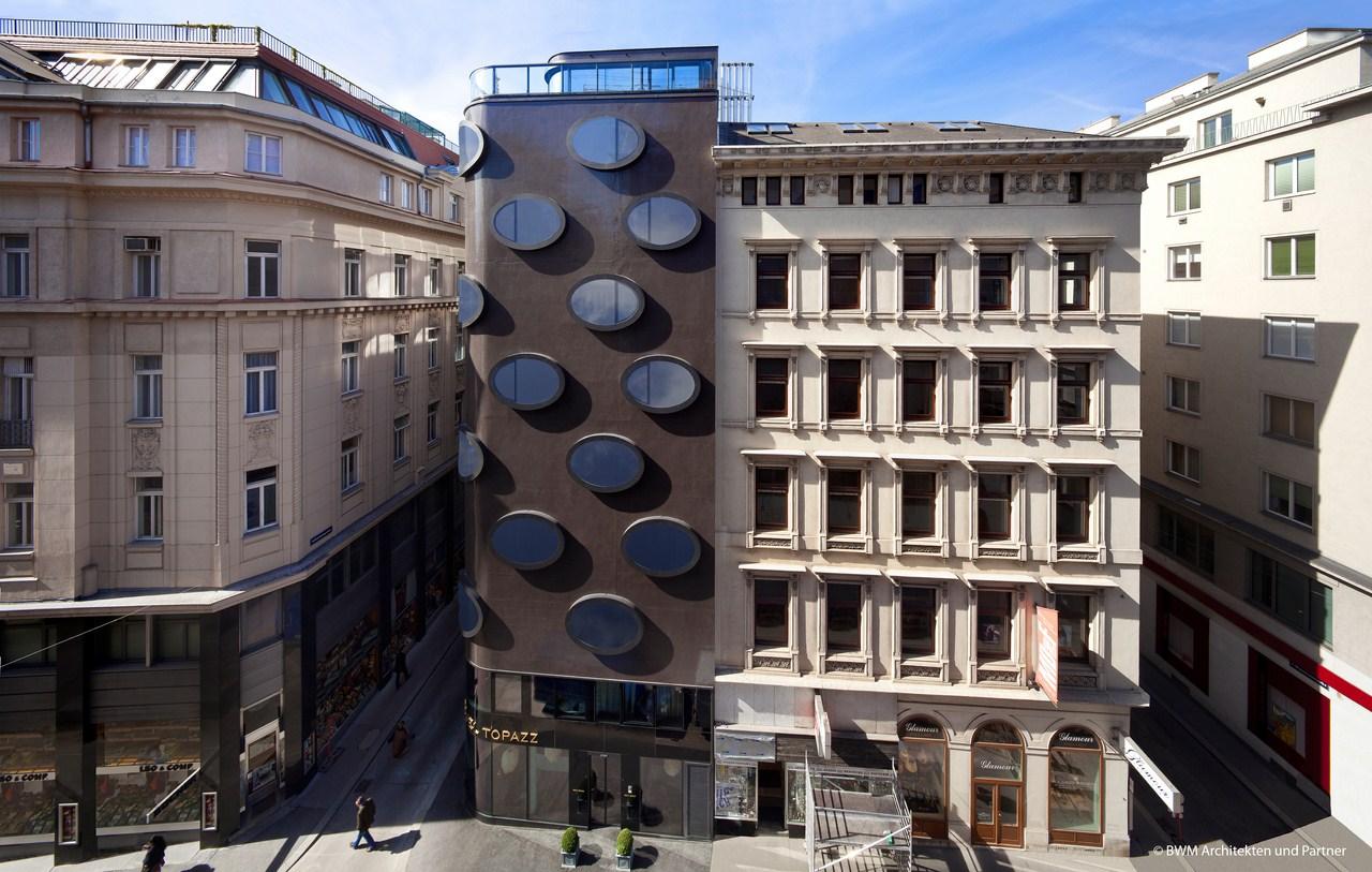 Hotel Topazz / BWM Architects, © Lenikus GmbH