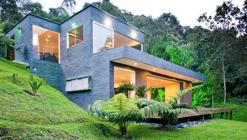 """House """"Lago en el cielo"""" / David Ramírez Arquitectos"""