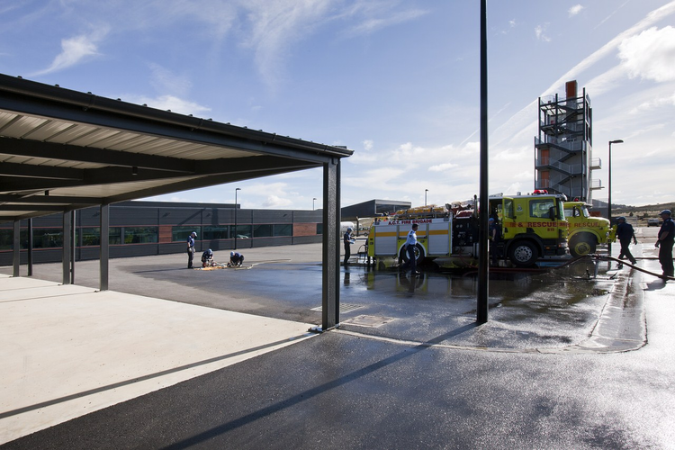 ACT Emergency Services Agency Outdoor Training Centre / HBO+