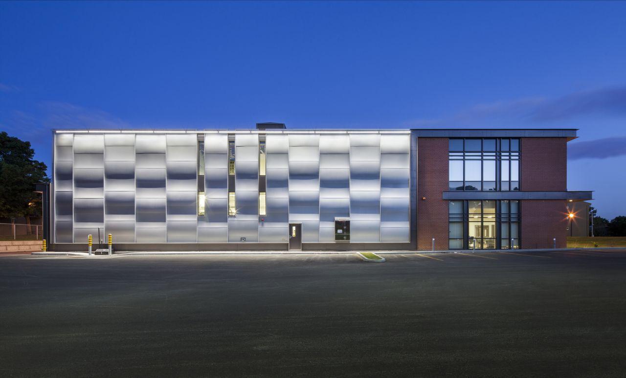 Ville de Lévis / STGM Architectes , © Stéphane Groleau