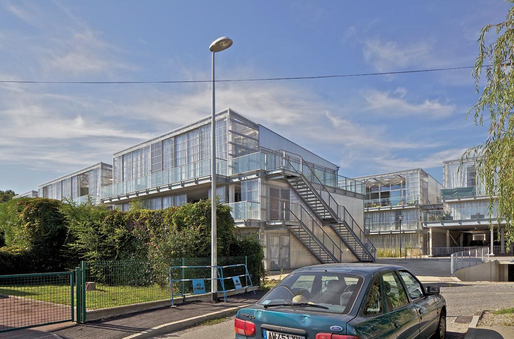 23 Semi-collective Housing Units / Lacaton & Vassal, © Philippe Ruault