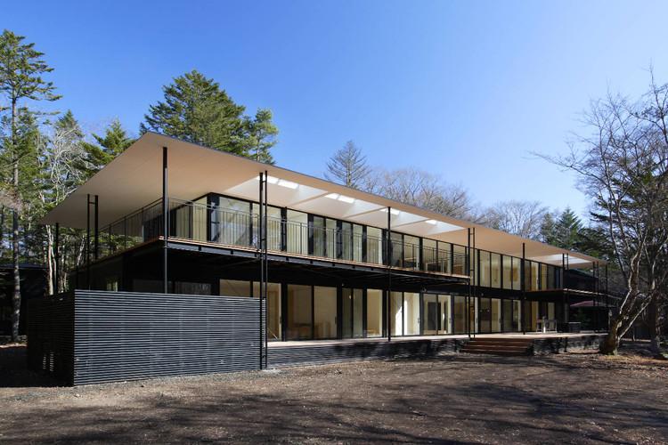 House of Maple / Edward Suzuki Associates, © Yasuhiro Nukamura