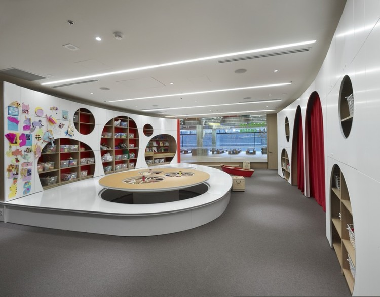 The Weston Family Learning Centre / Hariri Pontarini Architects, © Tom Arban