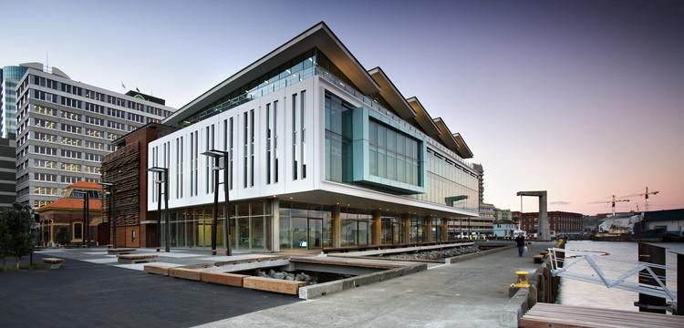 Meridian Building / Studio Pacific Architecture, © Simon Devitt